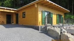Ferienhaus Marlene - Wohnfläche 100 qm - Kamin - Sauna - VDSL/W-LAN im Feriendorf Rieden Eifel.