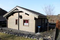 Ferienhaus Mara - 80qm Wohnfläche – SAUNA - DSL / W-LAN im Feriendorf Rieden Eifel.