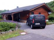 Ferienhaus Anne - 75 qm Wohnfläche - Kamin - VDSL/WLAN im Feriendorf Rieden Eifel.