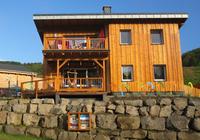 Ferienhaus Mila OG - umzäunter Garten - 75 qm Wohnfläche  - DSL / W-LAN im Feriendorf Rieden Eifel.