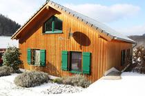 Ferienhaus Haus über´m Rehbach - 88 qm Wohnfläche - Sauna - VDSL/W-LAN im Feriendorf Rieden Eifel.